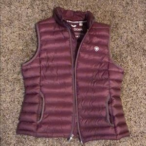 Ariat Down Vest
